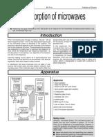 Mod Phy - Microwave - Microwaves 2 Done