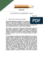 """A LEITURA DE """"OS SERTÕES"""", HOJE - Alfredo Bosi"""