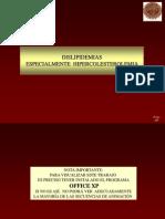 dislipidemias (colesterol)