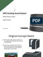 Sparton 600i Design Process