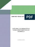 Guía PDDs