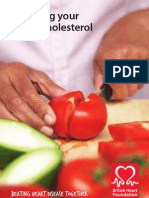HIS3 Reducing Cholesterol Booklet