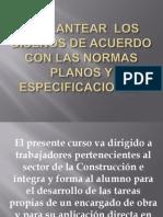 LECTURA DE PLANOS