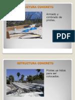 Estructura Concreto y Metálica