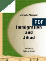 Allama Murtaza Mutahhari - Immigration and Jihad