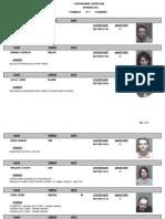 10-17-11 Montgomery County VA Jail Booking Info (Photos)