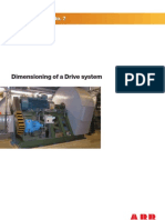 07 Technical Guide7 Dimension Ing of a Drive System