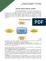 An+ílisis Porter de las cinco fuerzas