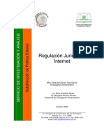 Regulacion de Internet de Mexico