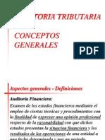 Aud Trib. Aspectos Ggenerales
