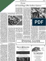 Greek Star September 2 2010 feature article on Kalofagas.ca