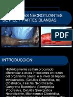 Infecciones Necrotizantes de Piel y Partes Blandas