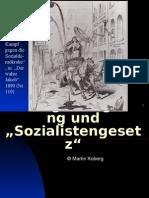 sozialgesetze sozialistengesetz