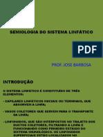 01-SEMIOLOGIA DO SISTEMA LINFÁTICO