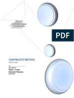 CONTRATO DE MUTUO (1)