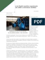 Trabalhadores da Flaskô mantêm organização da fábrica desde 2003 e enfrentam medidas judiciais