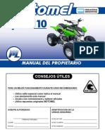 Lynx 110 - Manual Del rio