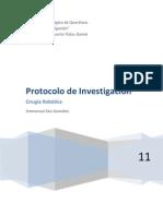 Protocolo de Inv.