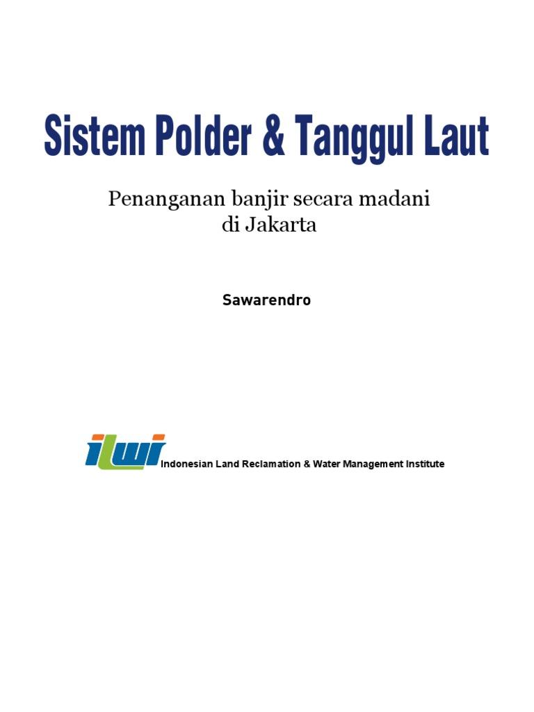 Sistem Polder Dan Tanggul Laut