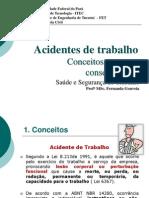 Aula 2 - _acidentes de Trabalho_ok