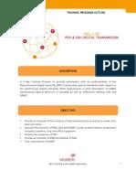 ENG-116E PDH & SDH Digital Transmission