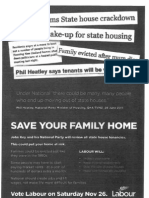 State Housing Brochure