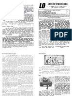 Quadragésima Terceira Edição do Jornal da LO