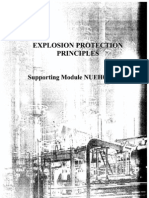 Explosion Protection Principles