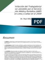 Amp Investig 2009