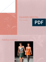 1 Examen Mental