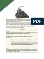 Introducción- ferrocarriles