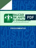 Balcão de Justiça e Cidadania