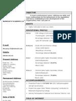 Samy Resume