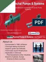 Panchal Pumps & Systems Uttar Pradesh India