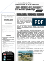 III Boletin Politecnico Nacional del Callao