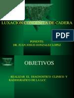 Luxacion Congenita de Cadera Completo