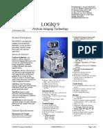 Logiq 9 Data Sheet