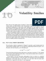 16 Volatility Smiles