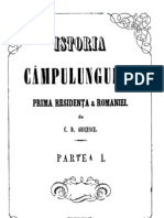 C.D.aricescu-Istoria Campulungului I