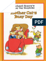 Richard Scarry Mother Cats Busy Day