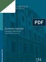 L'Economia Delle Marche (Novembre 2011)