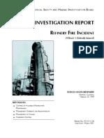 Tosco Final Report