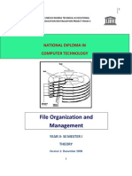 COM 214 Theory Book - File Organization & Management