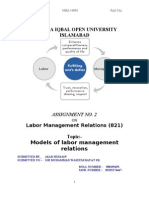 Labor Mgmt Relation-821