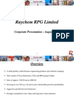 Raychem RPG - Corporate