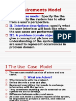 The Requirements Model
