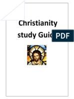 Christianity Study Guide