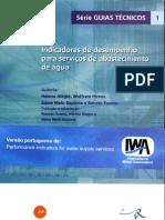 GT1 - Indicadores de desempenho para serviços de abastecimento de água