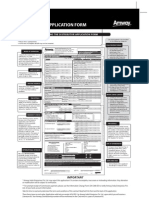 Amway Joining Form Pdf