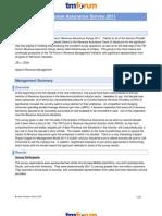 2011 RA Survey Report White Paper